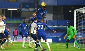 Mourinho đấu trí cân não với Lampard, Chelsea hòa Tottenham tẻ nhạt