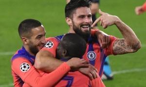 2 điều rút ra từ trận thắng của Chelsea trước Sevilla: Hiệu ứng Thiago Silva phát huy tác dụng