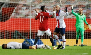 Chấm điểm PSG trận M.U: 'Nạn nhân' của Fred nhận điểm 6