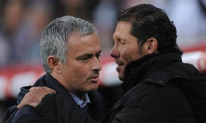 Vì tham vọng vô địch, Simeone quyết đấu với Mourinho