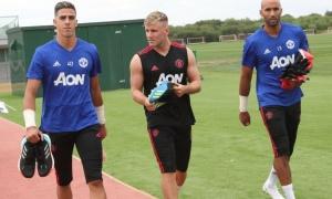 Sao Man Utd 'mê hoặc' Mourinho khi phá vỡ các bài kiểm tra thể lực