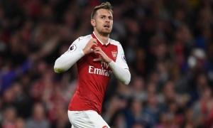 Arsenal ra tối hậu thư cho Ramsey: Kí hợp đồng hoặc bị rao bán