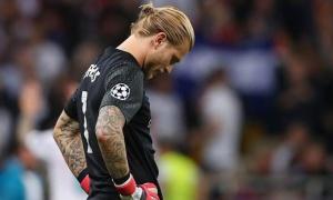 NÓNG: Loris Karius cân nhắc rời Liverpool