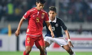 HLV Myanmar lo sợ bị đội tuyển Việt Nam bắt bài lối chơi