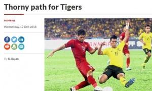 AFF Cup 2018: Hòa trong thế thua, truyền thông Malaysia dự báo bi quan