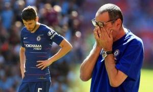 Chelsea và sự thất bại của Sarri-ball