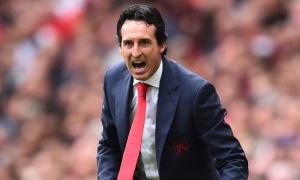 HLV Emery nói về các ca chấn thương của Arsenal