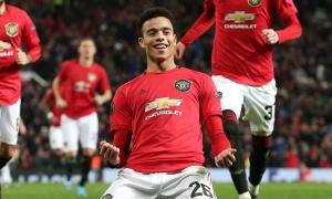 'Cậu ấy ở một đẳng cấp khác; Không giống Rooney'