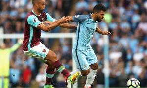 Aguero đối mặt án phạt từ FA