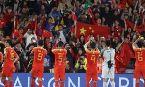 Đừng xem thường bóng đá Trung Quốc