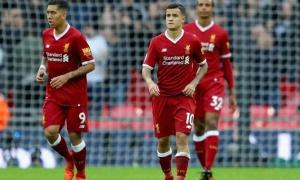 """Tại sao Liverpool đột ngột """"mất thiêng"""" trước nhóm Big 6?"""