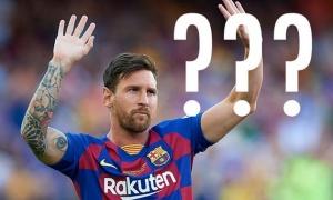 Chuyện đùa như thật: Messi gia nhập đội hạng 3 Na Uy?
