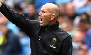 NÓNG! Nghe tin sắp bị 'cưa ghế', Zidane đăng đàn đáp trả cực gắt