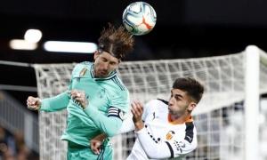 Sergio Ramos: 'Chúng tôi sẽ đến Camp Nou và làm điều này với Barca'