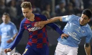 De Jong: 'Tôi cảm thấy Setien và Valverde chẳng khác gì nhau cả'