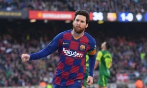 'Messi xuất sắc hơn Maradona'