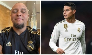 Roberto Carlos: 'Ngôi sao đó của Real nên kiên nhẫn chờ cơ hội'