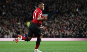 Man Utd nhận tin sốc từ Anthony Martial
