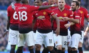 Chơi tốt trong buổi tập, sao Man Utd được Mourinho tưởng thưởng
