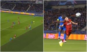 Vì sao trọng tài từ chối bàn thắng của Genk vào lưới Liverpool?