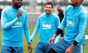 Sau tất cả, nhà vua vẫn là nhà vua, không gì khuất phục được Barca