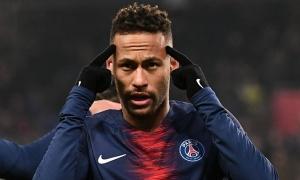 Đây, hành động bất ngờ của Neymar với Griezmann giữa ồn ào về Barca