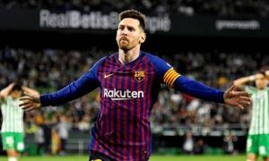 'Có một cầu thủ khác tài năng như Messi ư?'