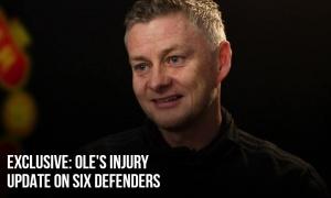 Solskjaer xác nhận, 'quái thú' trở lại giúp MU chiến Liverpool