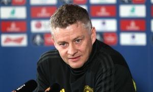 Man Utd 'toang' 2 trận liền, Solskjaer nói gì trước trận gặp Tranmere?