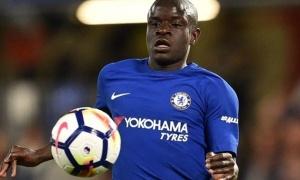 N'Golo Kante gửi thông điệp chuyển nhượng đến BLĐ Chelsea