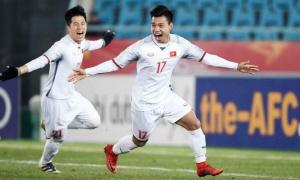 Văn Thanh và hình ảnh bóng đá Việt Nam sân chơi châu lục