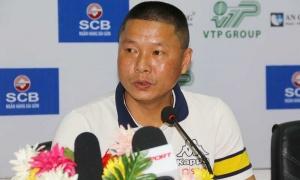 HLV Chu Đình Nghiêm, Hà Nội FC rất gần với ngôi vô địch