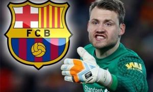Barcelona bất ngờ chú ý đến thủ môn...dự bị của Liverpool