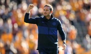 Frank Lampard đã thành công trong việc lột xác Chelsea