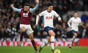 Son và Kane rực sáng, Tottenham hủy diệt Burnley bằng cơn mưa bàn thắng