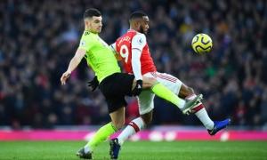 Thái độ của sao trẻ Arsenal trước bàn thua bất ngờ của đội nhà