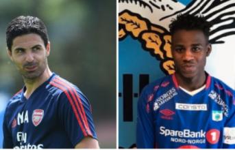 Arsenal hoàn tất chiêu mộ tài năng trẻ 17 tuổi từ Na Uy