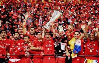 Sevilla hết muốn vô địch Europa League