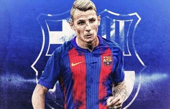 """Tân binh Barca bị """"ngợp"""" bởi Messi"""