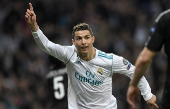 02h45 ngày 19/02, Real Betis vs Real Madrid: Bay cùng Ronaldo