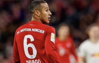 XONG! Thiago Alcantara chính thức chia tay Bayern Munich