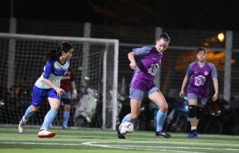 Khai mạc GNOTE CUP 2018: Giải bóng đá nữ phong trào quy mô nhất TP.HCM