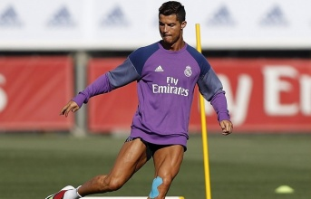 Ronaldo: 'Tôi sẽ sớm trở lại'
