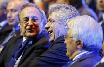Real, LĐBĐ Tây Ban Nha, và cuộc 'chiến tranh lạnh'