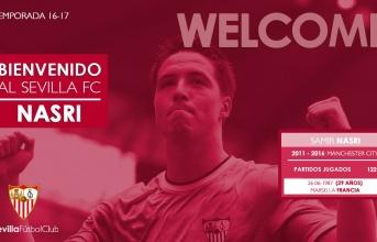Chính thức: Nasri đến La Liga
