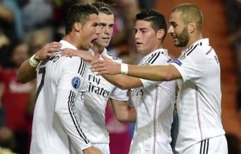 Đội hình của Real Madrid quá hoàn hảo