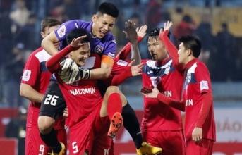 HLV Phan Thanh Hùng nói gì về cơ hội vô địch của Than Quảng Ninh?