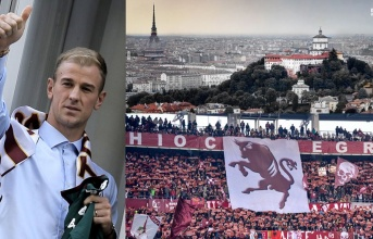 Joe Hart sang Serie A: Đi để đổi đời