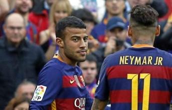 Rafinha không loại trừ khả năng rời Barcelona