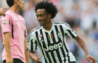 Chính thức: Cuadrado trở lại Juventus
